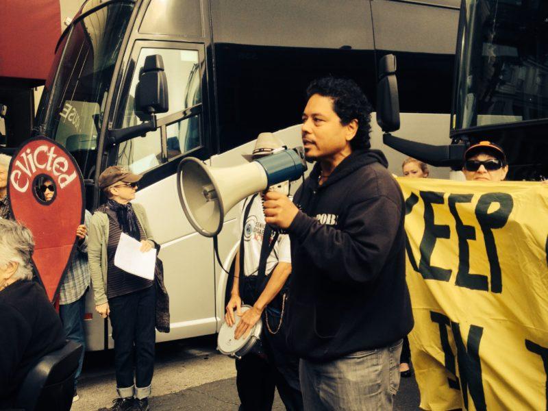 """The """"Caravana pelo Direito à Habitação"""""""