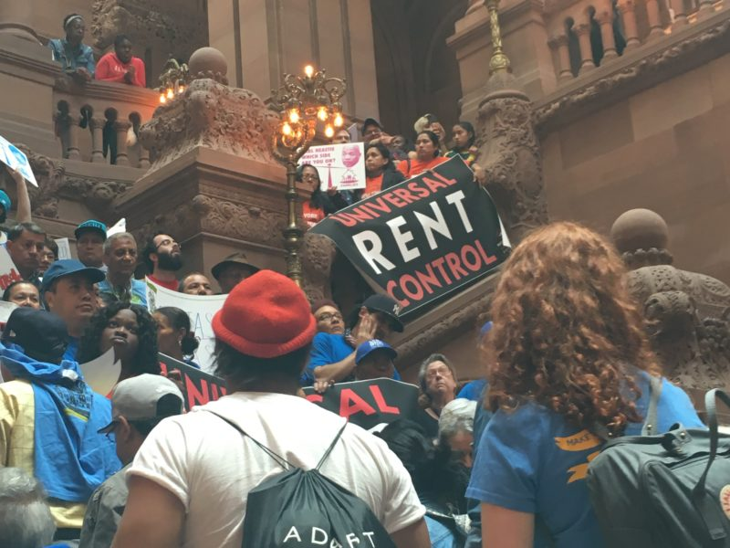Defensive and expansionist struggles for housing justice: