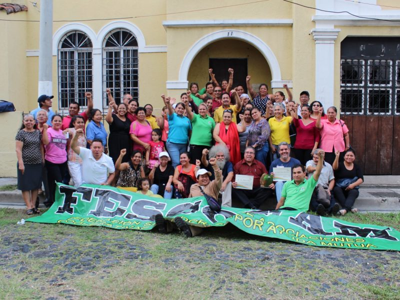 The fight of housing cooperatives against gentrification in the Historic Centre of San Salvador