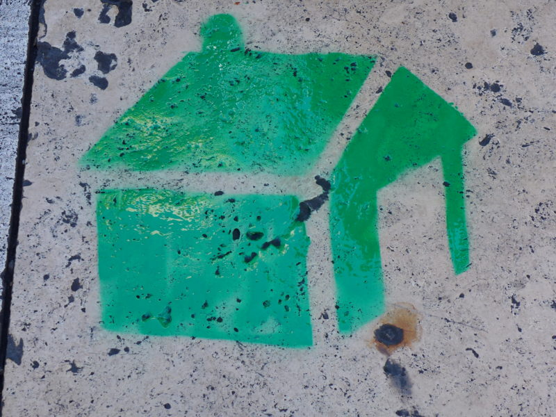 'Stay Home Without a Home':