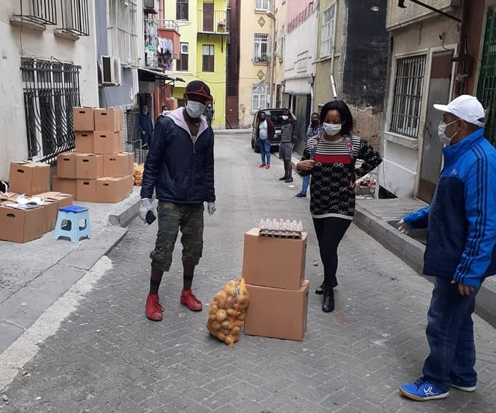 Care in Tarlabaşı amidst heightened inequalities, urban transformation and Coronavirus