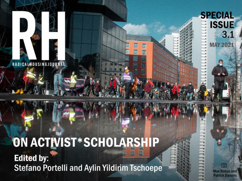 Editorial on 'Activist*Scholarship'
