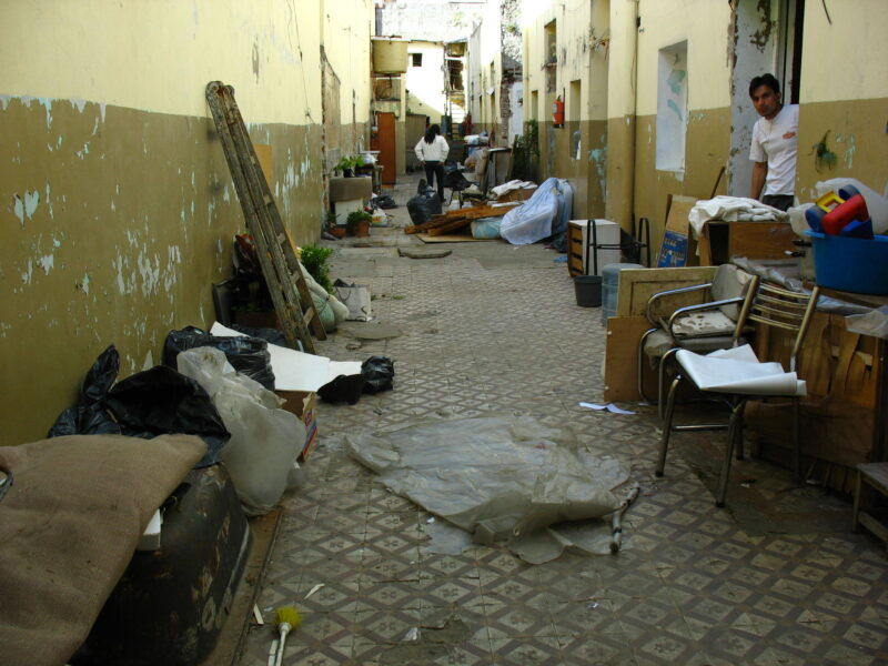 Housing struggles and domestic territories in Argentina during the pandemic