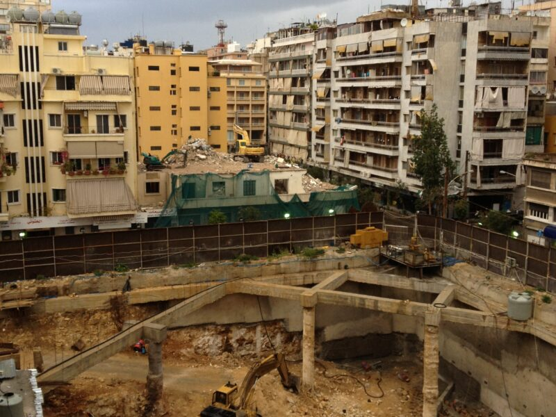 How the COVID-19 pandemic has shaped housing struggles in Lebanon
