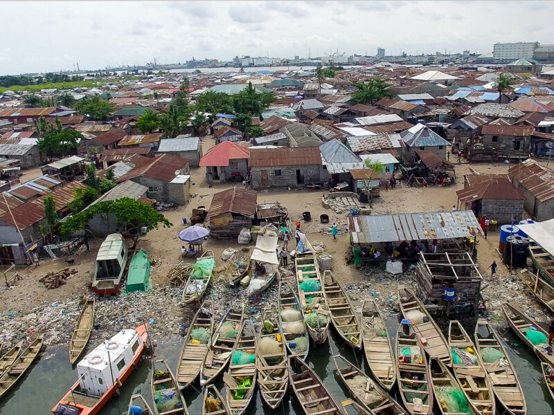 State interventions, inequalities and people as infrastructure at times of COVID-19 in Lagos, Nigeria